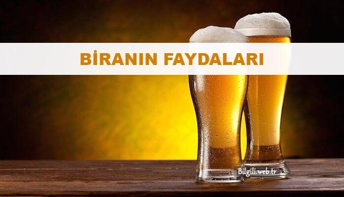 biranın faydaları