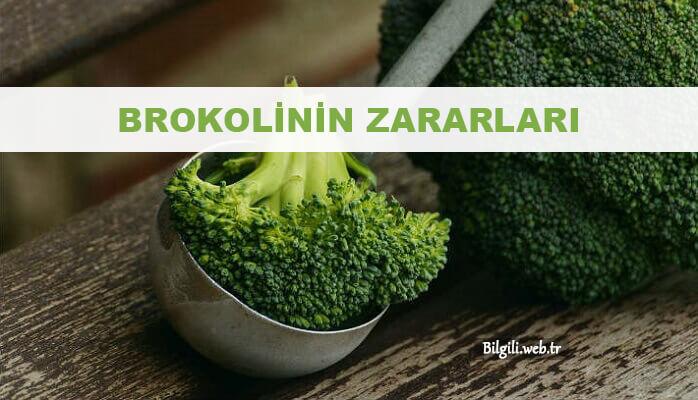 brokolinin zararları